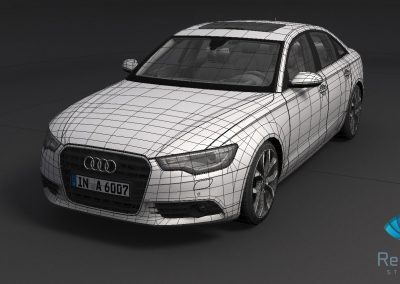 Car_A6_wire